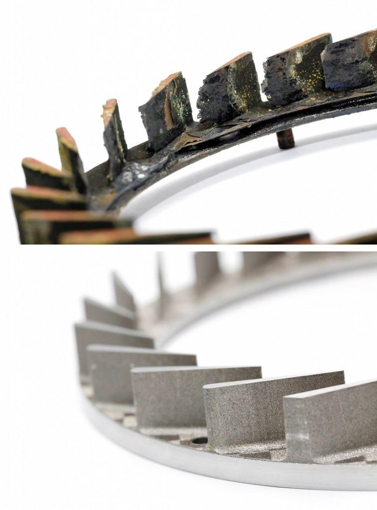 восстановление, лопатки турбин, 3д печать, инновации в сварке