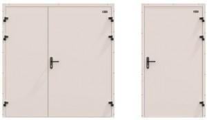 двери металлические киев