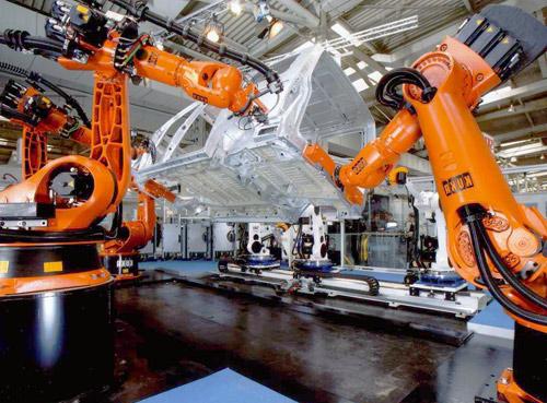 сварочный робот